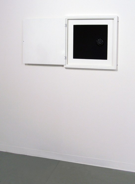 Alex Gawronski, Black Square 1