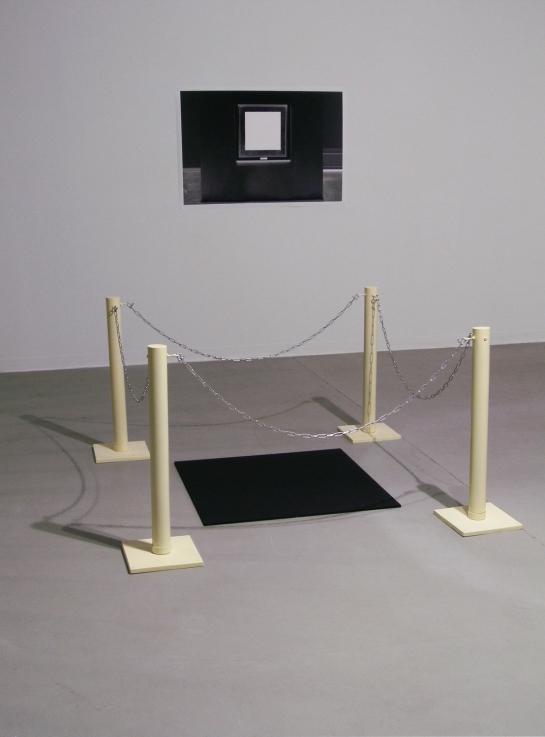 Alex Gawronski, Black Square 4