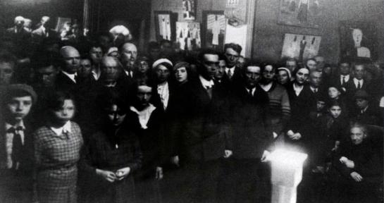Malevich Black Square 12