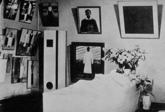 Malevich Black Square 9